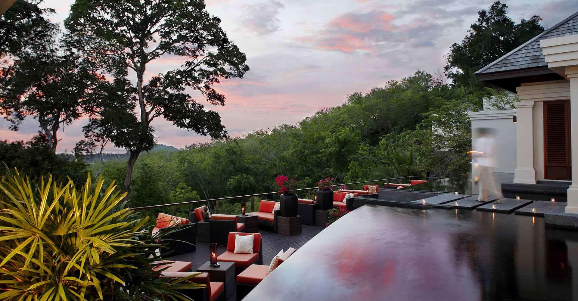 The Plantation Club - The Pavilions Residences - Phuket