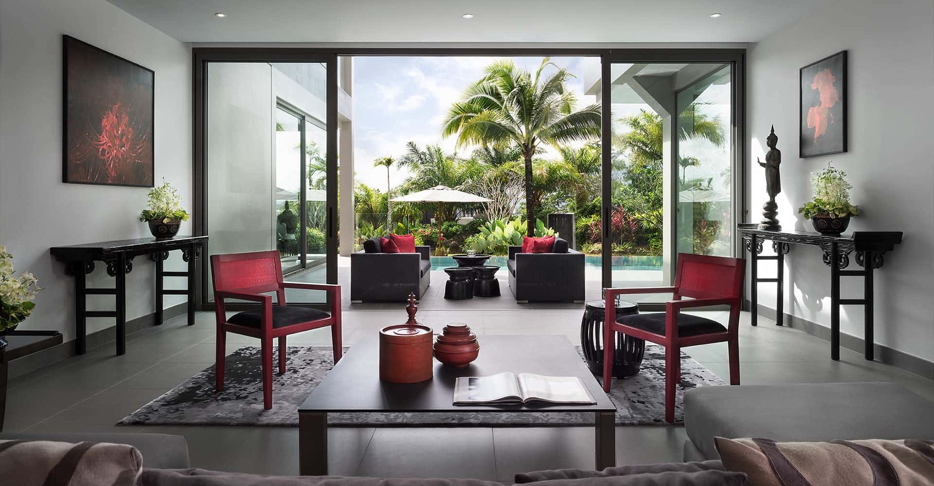 Contact - The Pavilions Residences - Phuket