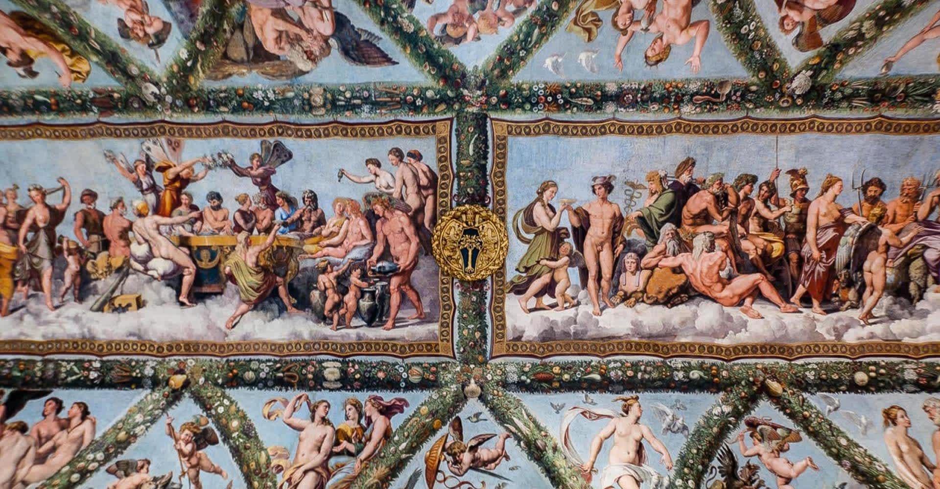 Villa Farnesina - The First Roma Arte
