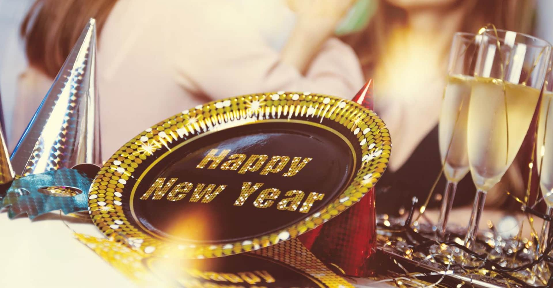 Sparkling New Year's Eve at The First - The First Roma Dolce
