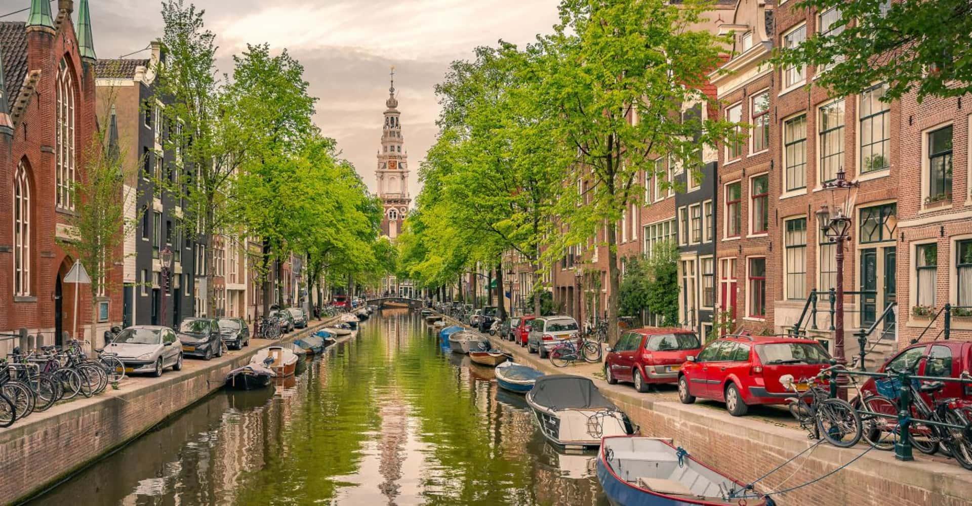 Das Jordaan-Viertel – The Toren Amsterdam – By The Pavilions