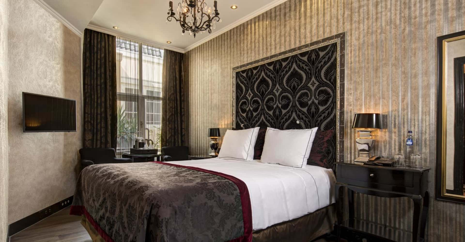 Rooms & Suites - The Toren Amsterdam - By the Pavilions