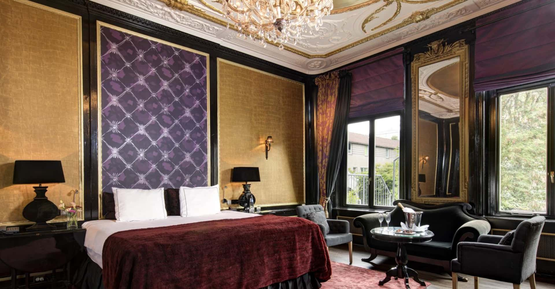 Royal Suite - The Toren Amsterdam - By the Pavilions