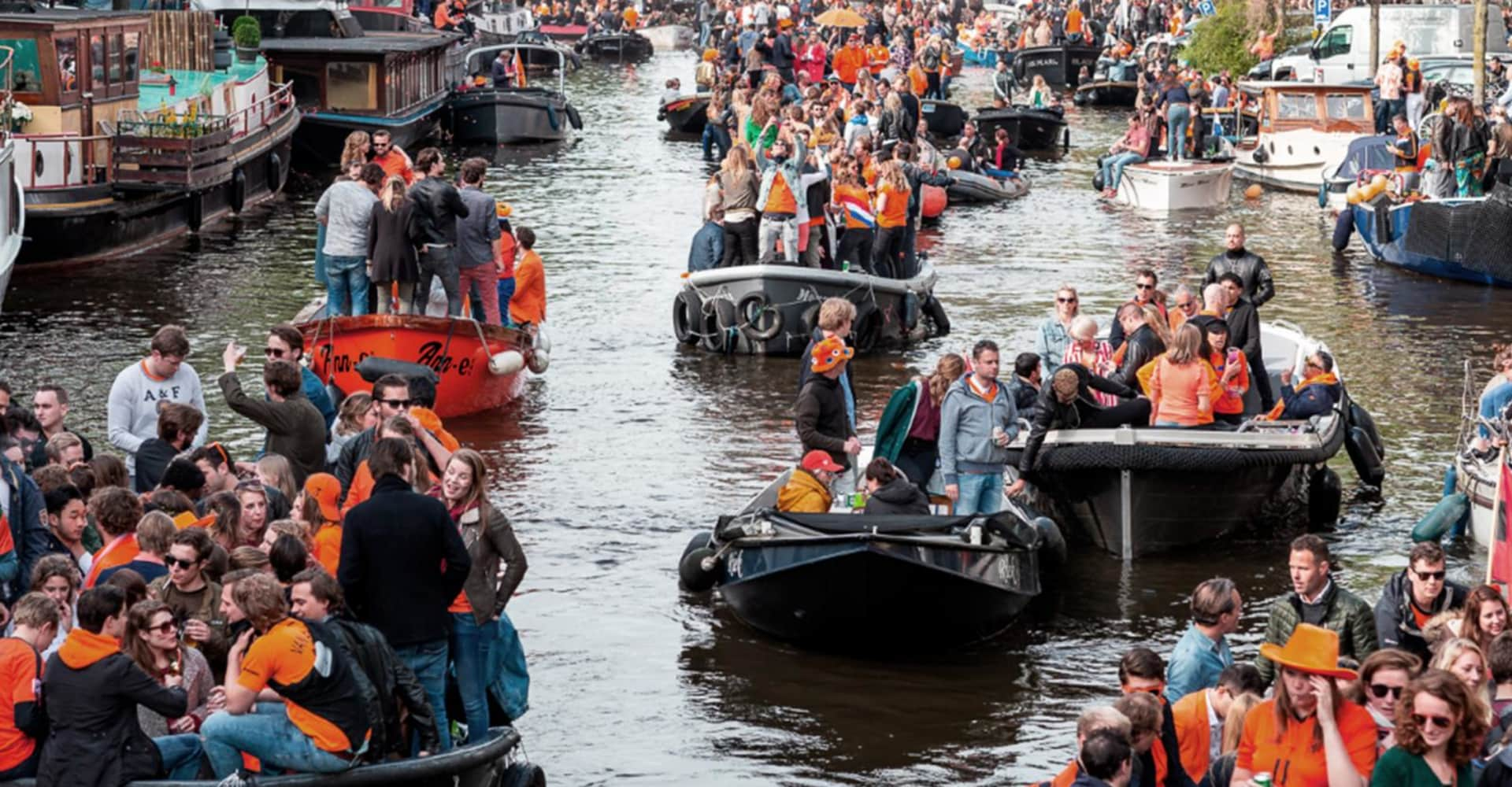 King's Day Escape  - The Toren Amsterdam - By the Pavilions