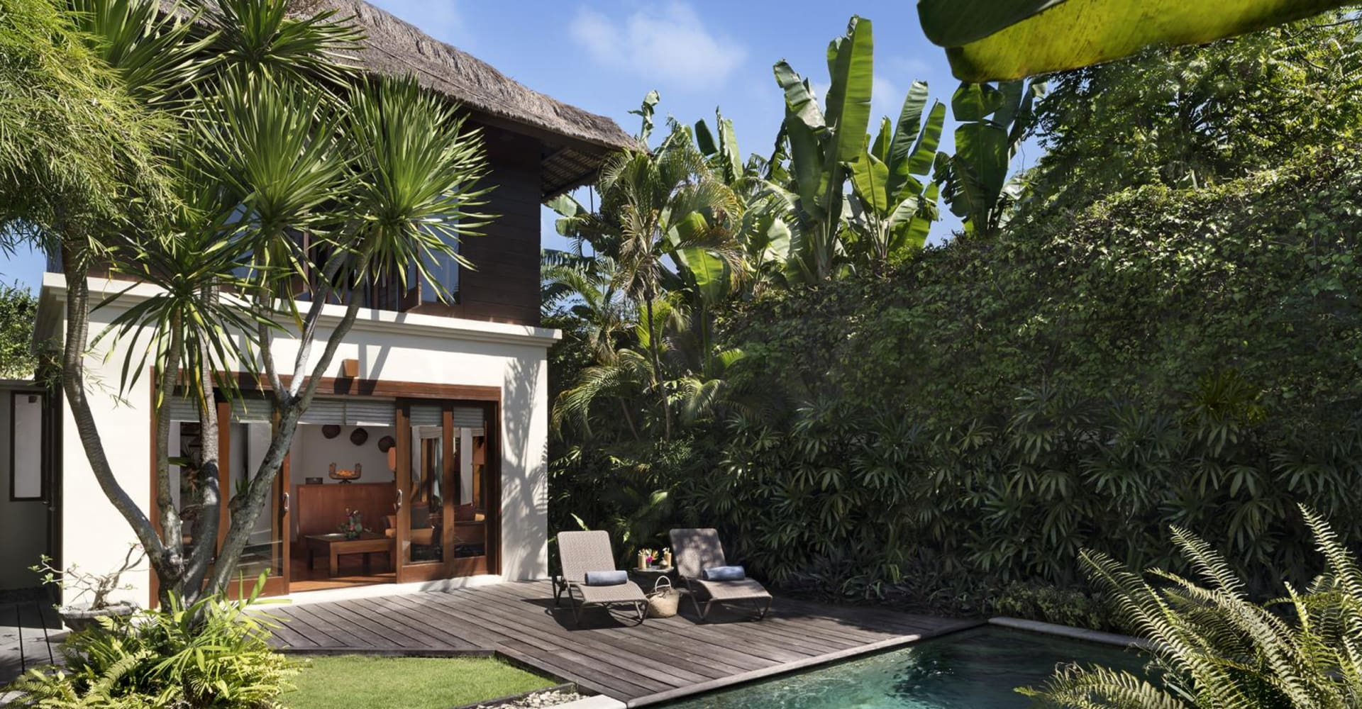 Honeymoon - The Pavilions Bali