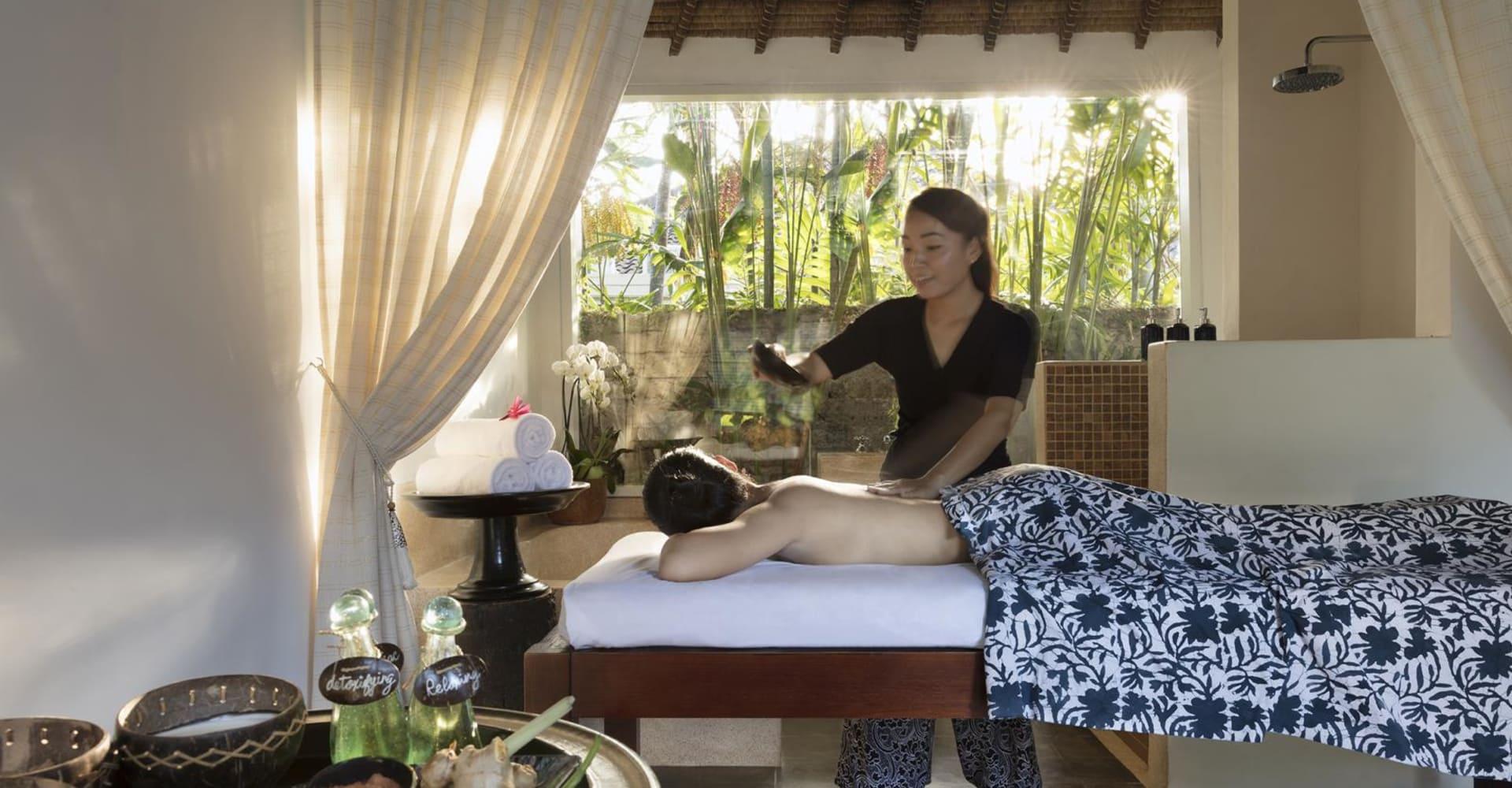 Spa - The Pavilions Bali