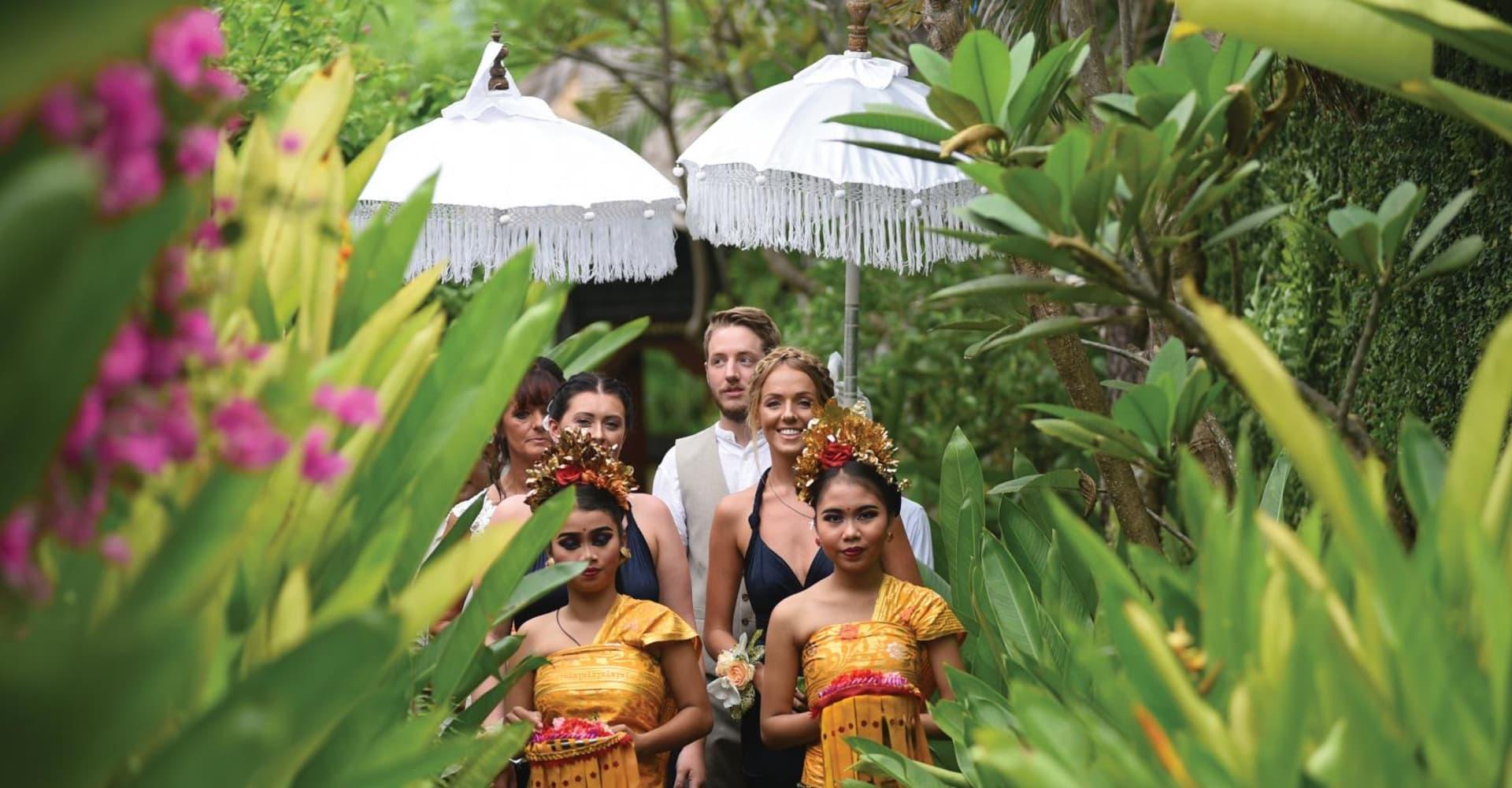Wedding - The Pavilions Bali