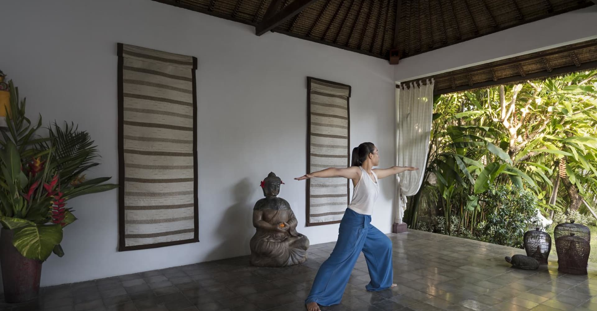 Yoga  - The Pavilions Bali