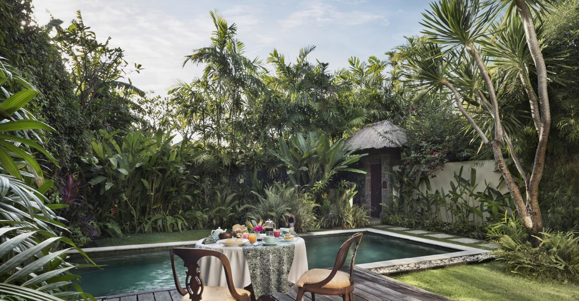 Romance Destination - The Pavilions Bali
