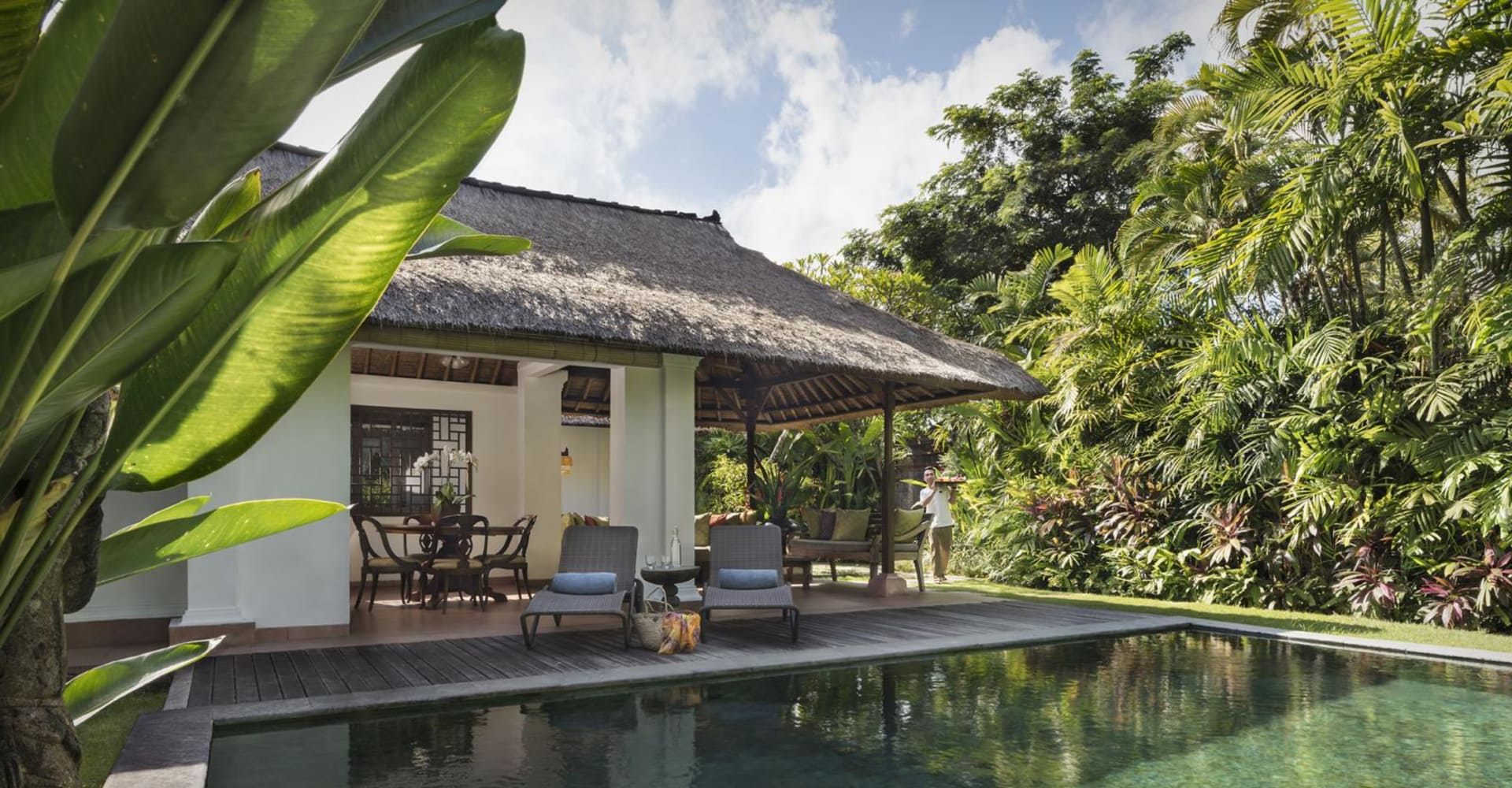 Just the Two of Us - The Pavilions Bali