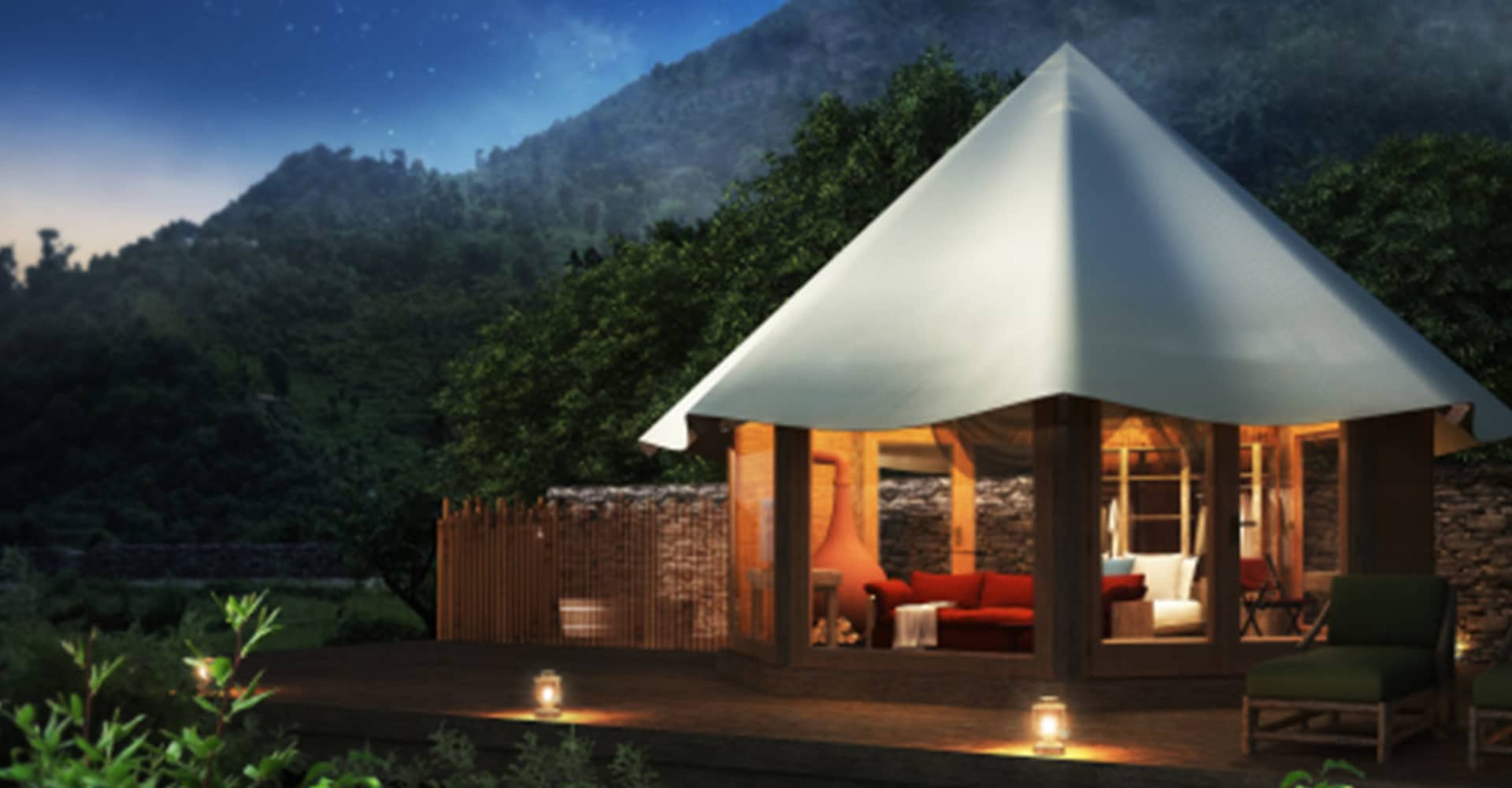 Opening Offer Lake View - The Pavilions Himalayas