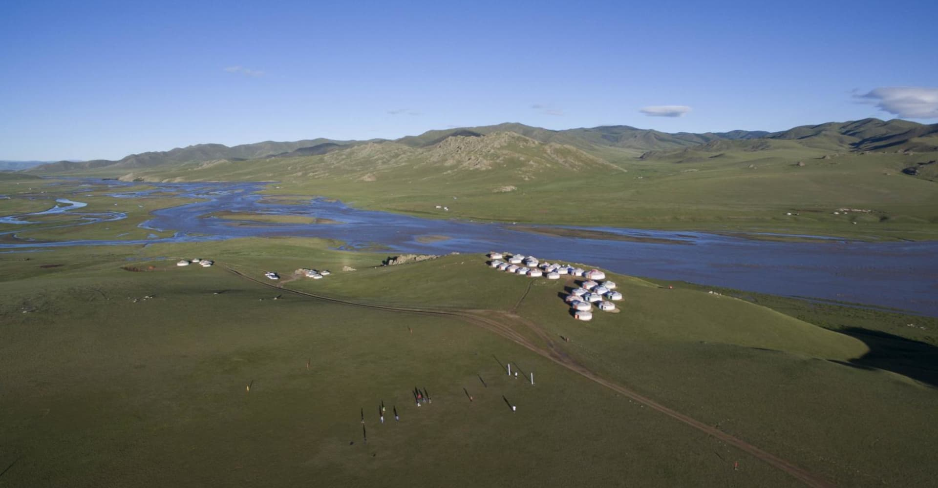 Travel Professionals - The Pavilions Mongolia