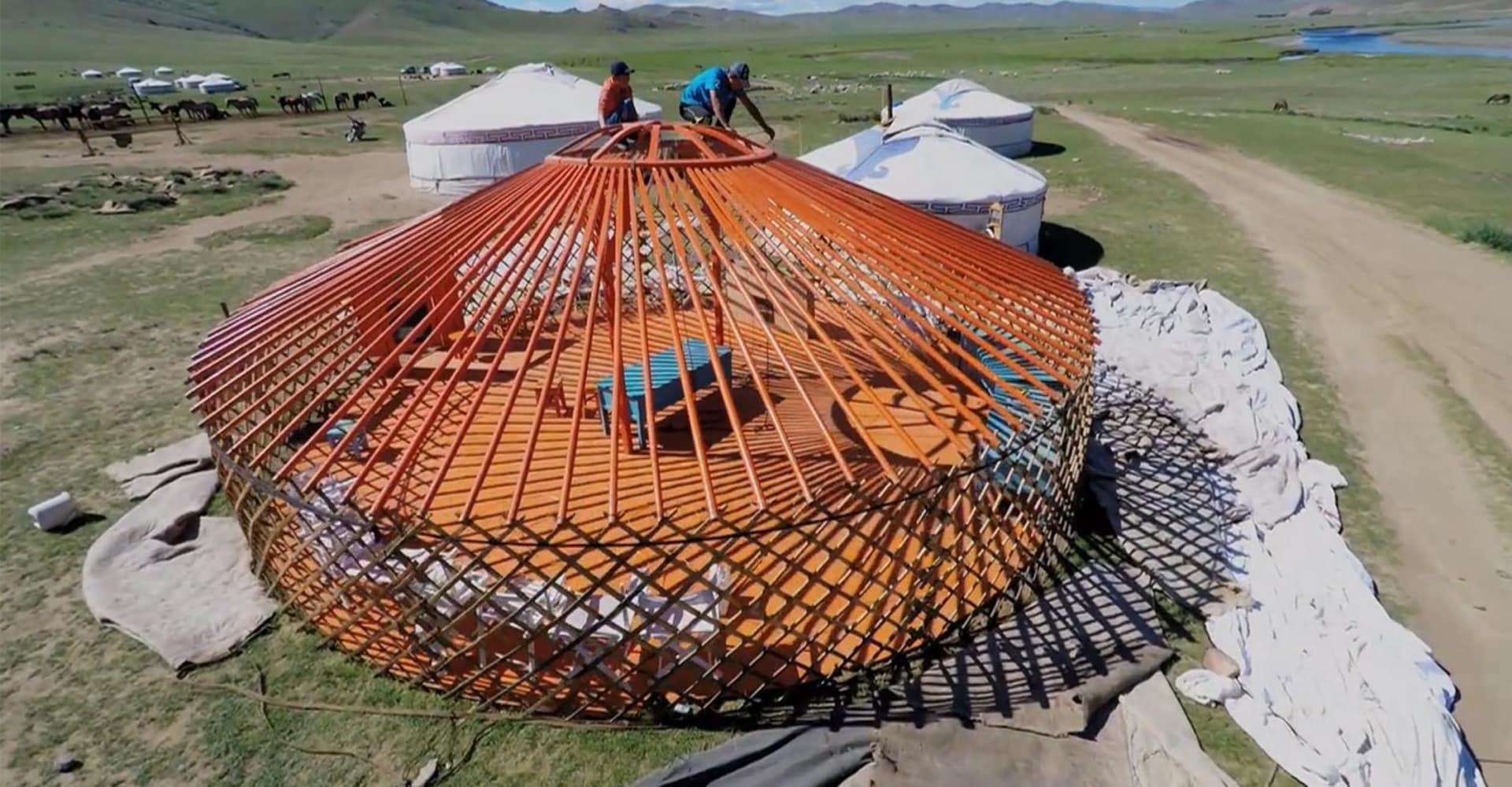 ALL-INCLUSIVE - The Pavilions Mongolia