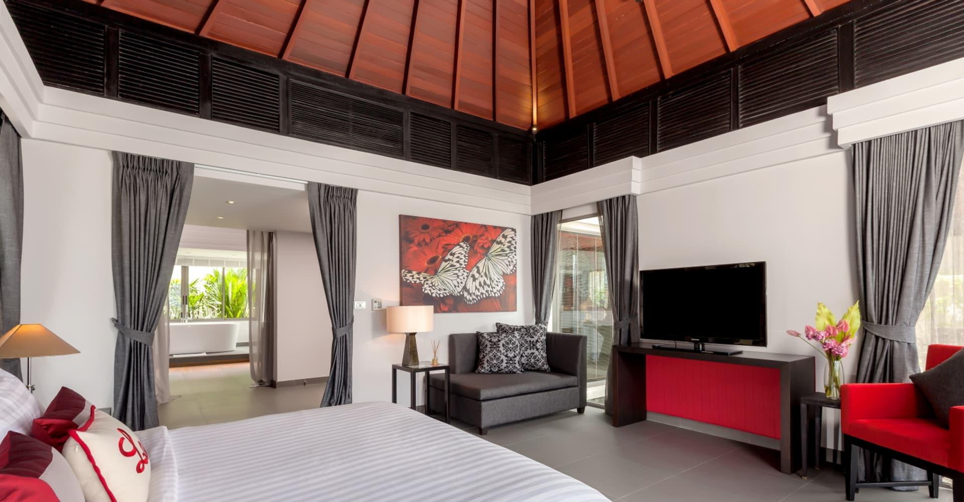 Tropical Pool Villa - The Pavilions Phuket