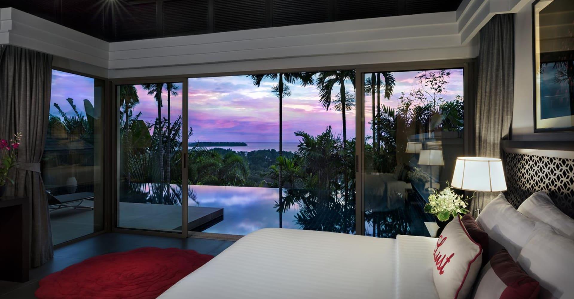 Autumn Private Escape  - The Pavilions Phuket