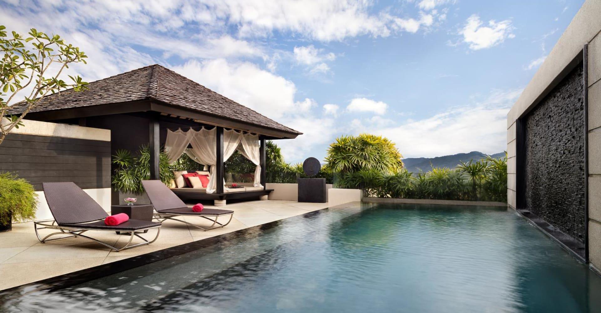 Spa & Pool Pavilion - The Pavilions Phuket