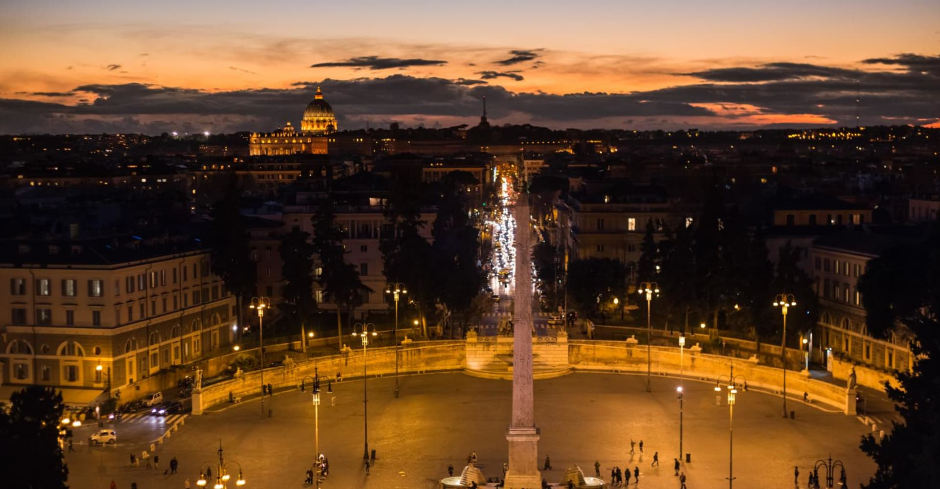 Location - The First Roma Arte