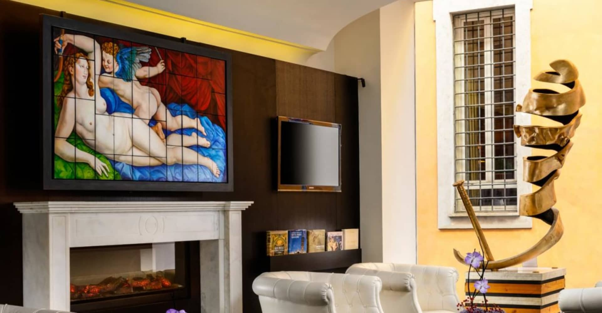 Art in the Hotel - The First Roma Arte