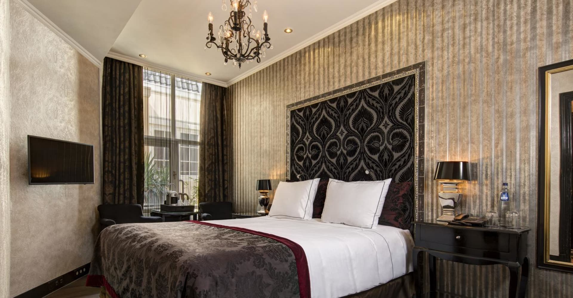 Kamers & Suites - The Toren Amsterdam - By the Pavilions