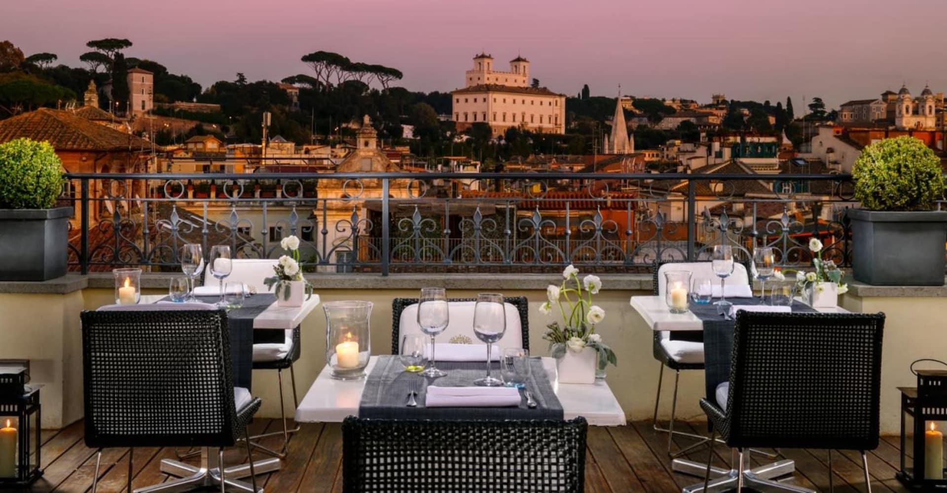 Hotel Babuino  Roma