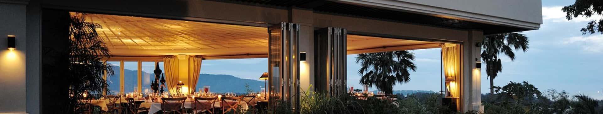 The Pavilions Phuket's Restaurant Guide