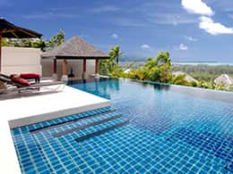VILLAS  &  <BR/>SUITES - The Pavilions Phuket
