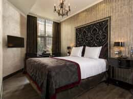 ROOMS  &  <BR/>SUITES - The Toren Amsterdam - By the Pavilions