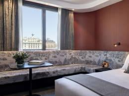 ROOMS & SUITES - The Pavilions Madrid