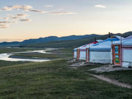 ABOUT - The Pavilions Mongolia