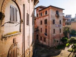 EXPLORE ROME - The First Roma Arte