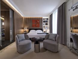 SUITE E CAMERE - The First Roma Dolce