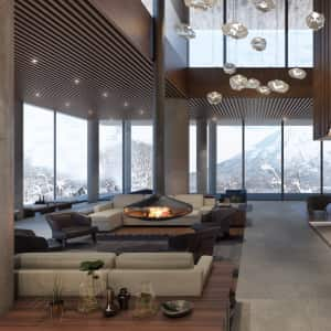 - The Pavilions Niseko 1