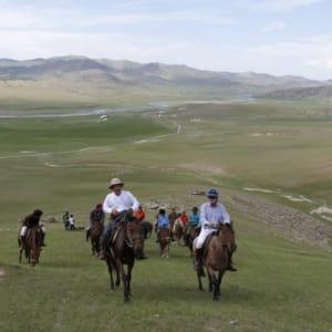 A MAGICAL DESTINATION - The Pavilions Mongolia  1