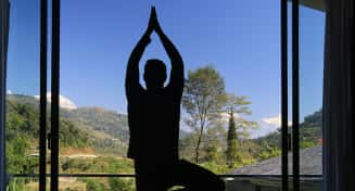 Yoga Retreat - The Pavilions Himalayas