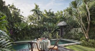 Romance Destination - The Pavilions Bali