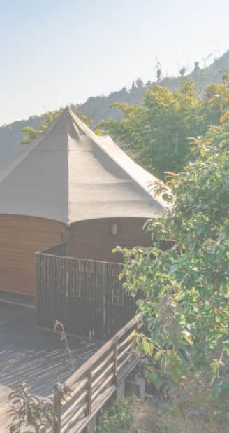 The 1st Tented Luxury Eco-Villas In Nepal  - The Pavilions Hotels & Resorts