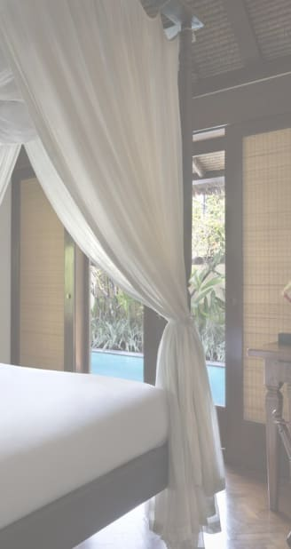 Book early to save! - The Pavilions Bali