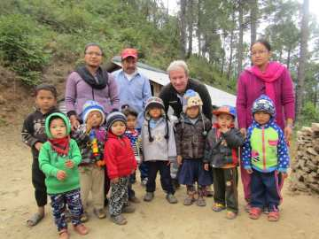 A Conversation with the Founder of The Pavilions Himalayas