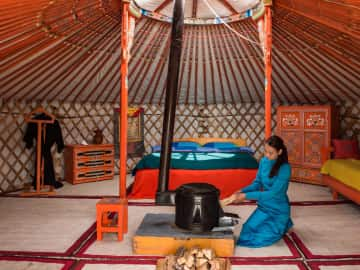 ALL-INCLUSIVE - The Pavilions Mongolia
