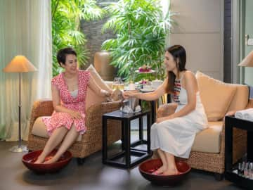 Bubbly BFF Spa Pamper Day - The Pavilions Phuket