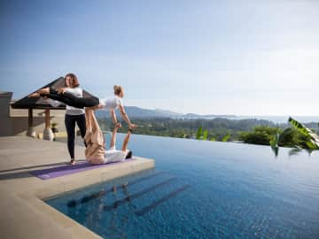 International Day of Yoga - The Pavilions Phuket