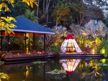 Romantic Bohemian Teepee BBQ - The Pavilions Phuket