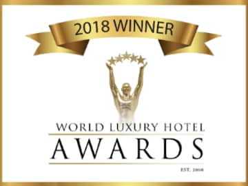Double winner at 2018 World Luxury Hotel Awards