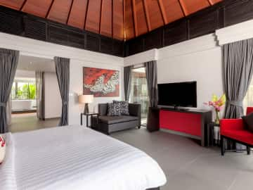 Tropical Pool Villa - The Pavilions Phuket