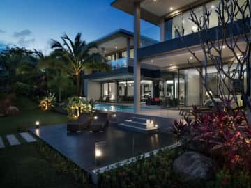 Four Bedroom Pool Villa - The Pavilions Phuket