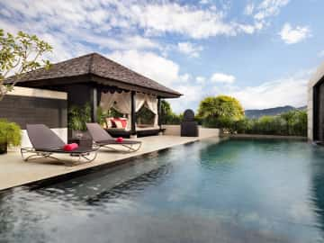 Spa & Pool Pavilion - The Pavilions Phuket