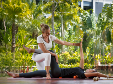The Pavilions Phuket launches new Yoga Menu