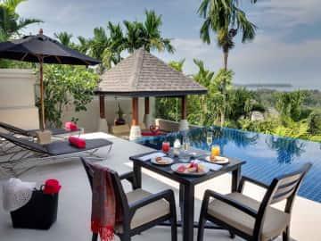 Private Dining - The Pavilions Residences - Phuket