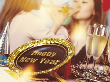 Sparkling New Year's Eve at The First - The First Roma Arte
