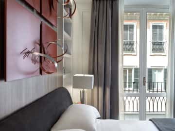 Suite View with Balcony - The First Roma Dolce